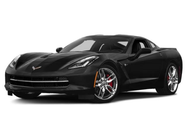 2018 Chevrolet Corvette Stingray Z51 3LT Coupe RWD