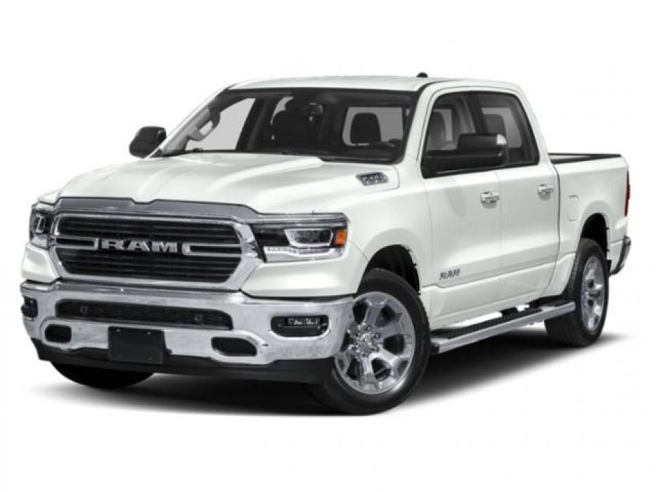 New 2019 Ram Ram 1500 Pickup Limited