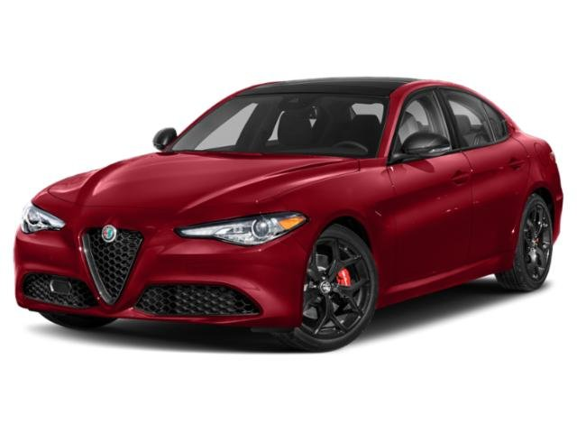 2020 Alfa Romeo Giulia RWD