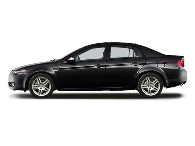 2008 Acura TL 32 Traction Control Stability Control Front Wheel Drive Tires - Front Performance