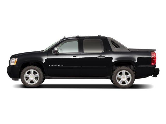 2008 Chevrolet AVALANCHE LTZ Air Suspension LockingLimited Slip Differential Tow Hooks Adjustab