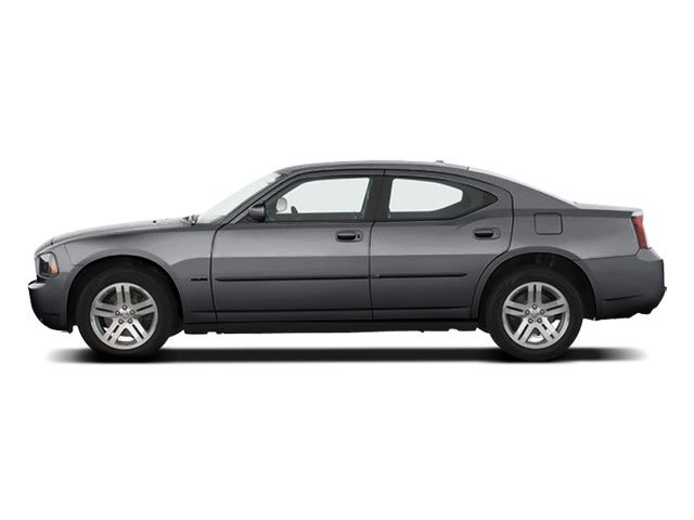2008 Dodge CHARGER  Rear Wheel Drive Tires - Front All-Season Tires - Rear All-Season Wheel Cove