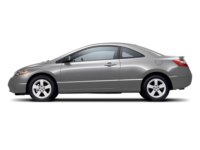 2008 Honda Civic Cpe EX Front Wheel Drive Tires - Front Performance Tires - Rear Performance Alu