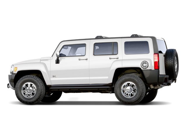 2008 HUMMER H3 Sport Utility 4D Traction Control Stability Control Four Wheel Drive Power Steeri