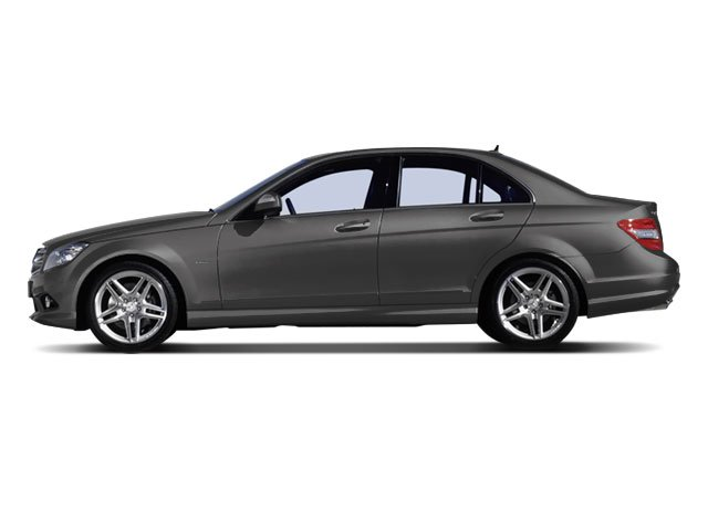 2008 Mercedes C-Class 35L Sport Rear Wheel Drive Traction Control Stability Control Tires - Fro