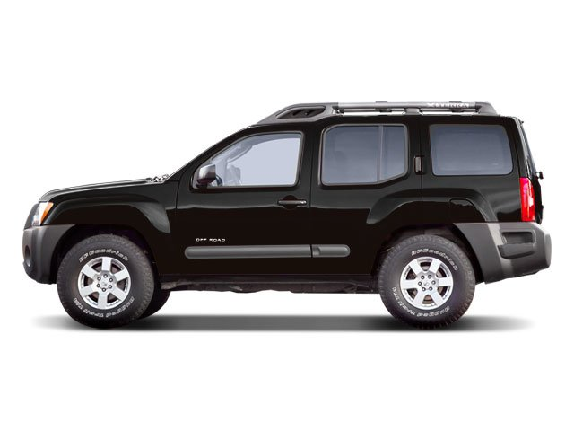 2008 Nissan Xterra SE Four Wheel Drive Tow Hooks Tires - Front All-Season Tires - Rear All-Seaso