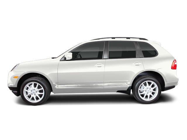 2008 Porsche Cayenne  All Wheel Drive Traction Control Stability Control Tires - Front All-Seaso