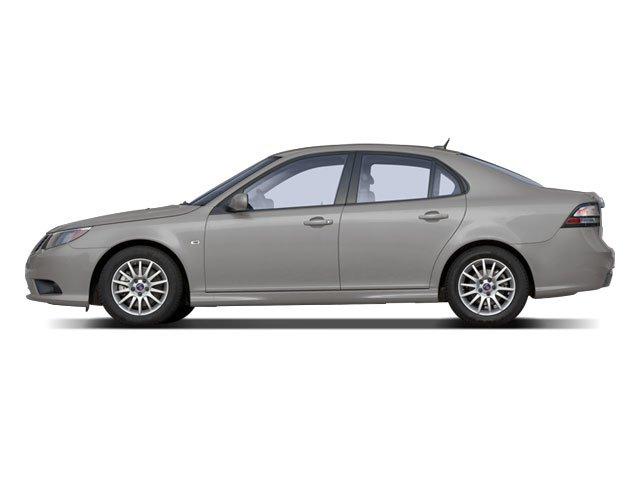 2008 Saab 9-3 C Turbocharged Front Wheel Drive Power Steering 4-Wheel Disc Brakes Aluminum Whee