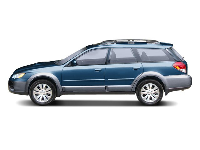 2008 Subaru Outback Ltd LockingLimited Slip Differential All Wheel Drive Tires - Front Performan