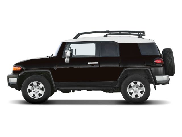 2008 Toyota FJ CRUISER  Traction Control Stability Control Four Wheel Drive Tires - Front OnOff