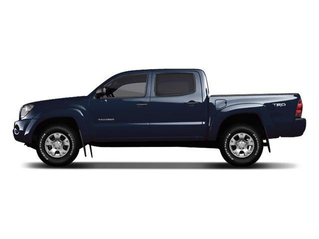 2008 Toyota Tacoma 4WD Dbl LB V6 AT Four Wheel Drive Tires - Front OnOff Road Tires - Rear OnOf
