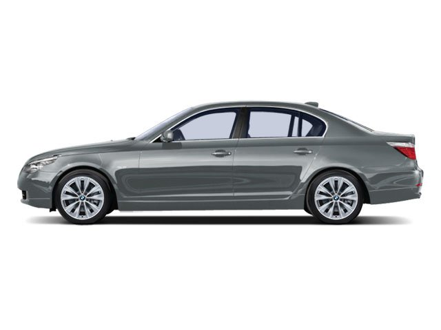2009 BMW 5 Series 535i 6-SPEED STEPTRONIC AUTOMATIC TRANSMISSION WOD HDD-BASED NAVIGATION SYSTEM