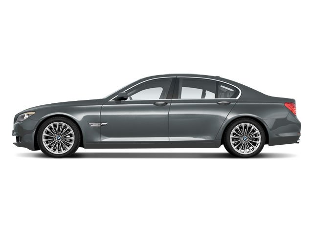 2009 BMW 7 Series 750i Turbocharged Rear Wheel Drive Active Suspension Power Steering 4-Wheel D