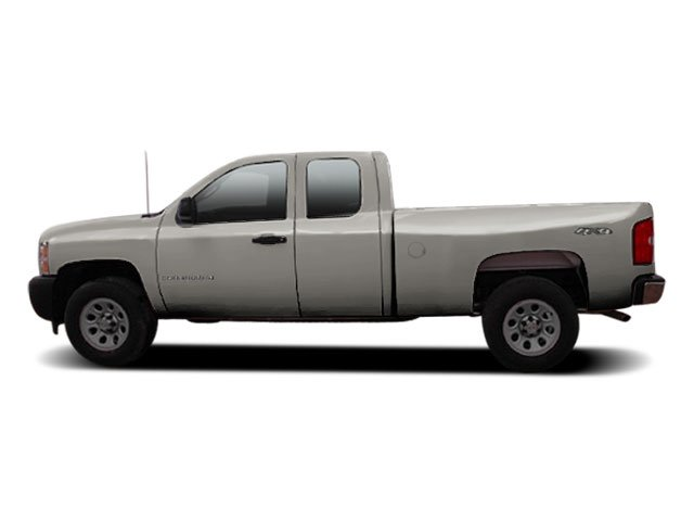 2009 Chevrolet Silverado 1500 LT Rear Wheel Drive Power Steering ABS Front DiscRear Drum Brakes