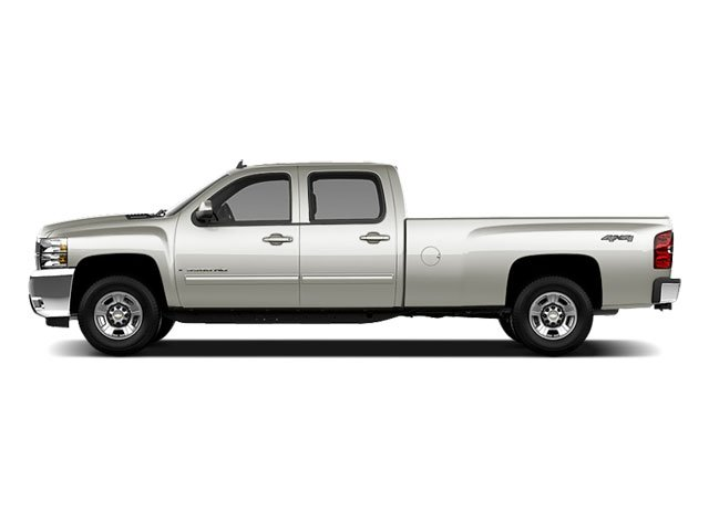 2009 Chevrolet Silverado 3500HD DRW LT Dual Rear Wheels Four Wheel Drive Tow Hooks Power Steerin