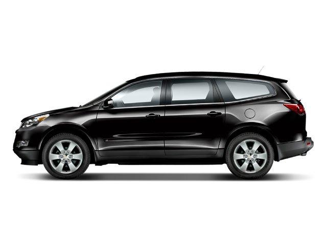 2009 Chevrolet TRAVERSE LTZ All Wheel Drive Power Steering ABS 4-Wheel Disc Brakes Aluminum Whe