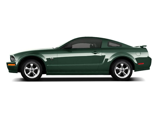 2009 Ford Mustang GT Premium 2dr Cpe GT Premium Gas V8 4.6L/281