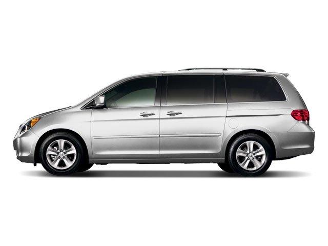 2009 Honda Odyssey Touring Front Wheel Drive Power Steering 4-Wheel Disc Brakes Aluminum Wheels
