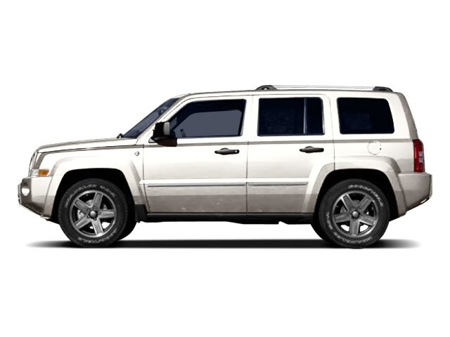 2009 Jeep Patriot  Front Wheel Drive Power Steering ABS Front DiscRear Drum Brakes Tires - Fro