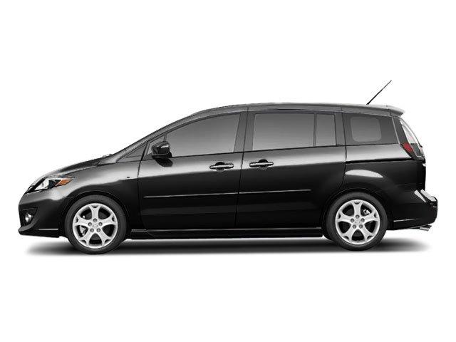 2009 Mazda Mazda5  Front Wheel Drive Power Steering 4-Wheel Disc Brakes Aluminum Wheels Tires -