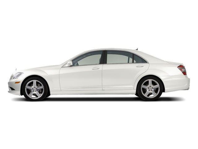 2009 Mercedes S-Class S550 All Wheel Drive Air Suspension Active Suspension Power Steering 4-Wh