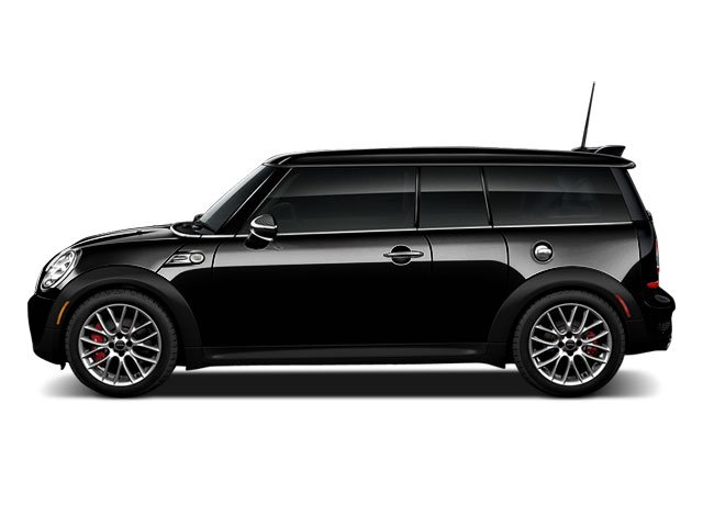 2009 MINI Cooper Clubman John Cooper Works Turbocharged Front Wheel Drive Keyless Start Power St