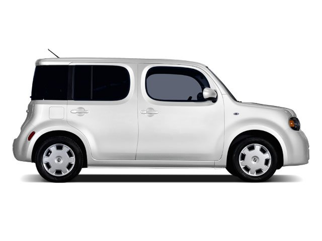 2009 Nissan cube S Front Wheel Drive Power Steering Front DiscRear Drum Brakes Temporary Spare