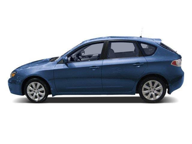 2009 Subaru Impreza Wagon i w/Premium Pkg 5dr Auto i w/Premium Pkg Gas Flat 4-Cyl 2.5L/150
