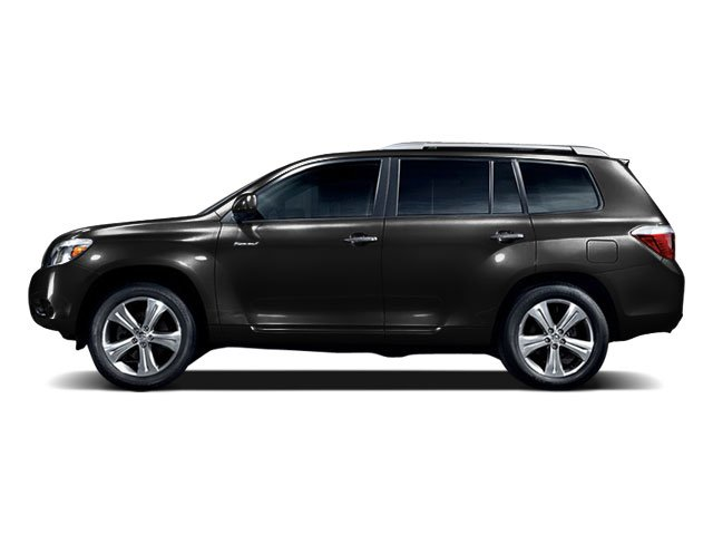 2009 Toyota Highlander Base Traction Control Stability Control Front Wheel Drive Power Steering