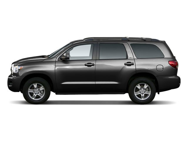 2009 Toyota Sequoia SR5 LockingLimited Slip Differential Four Wheel Drive Power Steering 4-Whee