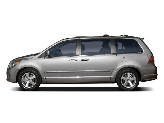 2009 Volkswagen Routan SEL Front Wheel Drive Power Steering ABS 4-Wheel Disc Brakes Aluminum Wh
