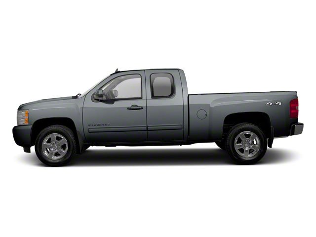 2010 Chevrolet Silverado 1500 LT Four Wheel Drive Power Steering ABS Front DiscRear Drum Brakes