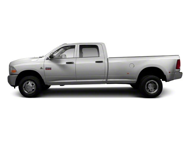 2010 Dodge Ram 3500 Laramie Turbocharged LockingLimited Slip Differential Four Wheel Drive Tow