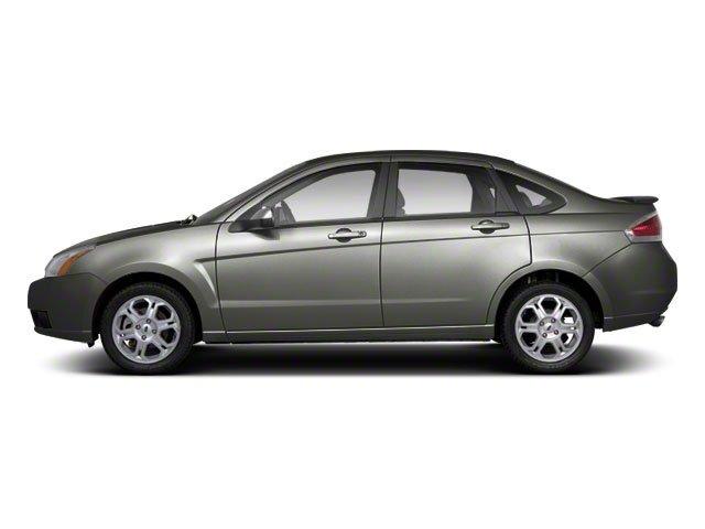 2010 Ford FOCUS SE Front Wheel Drive Power Steering Front DiscRear Drum Brakes Aluminum Wheels