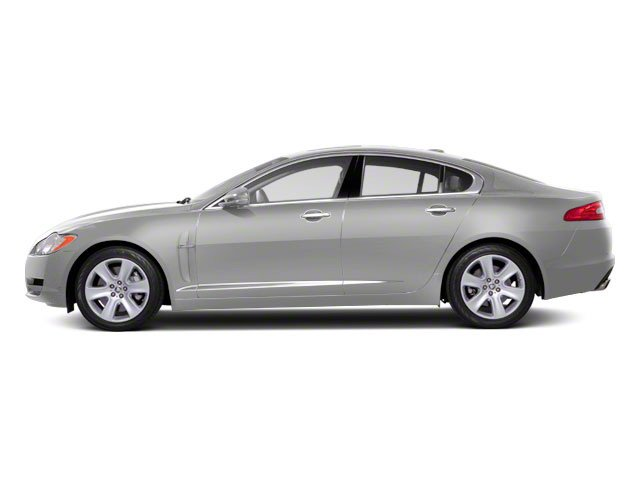 2010 Jaguar XF Supercharged Supercharged Rear Wheel Drive LockingLimited Slip Differential Powe