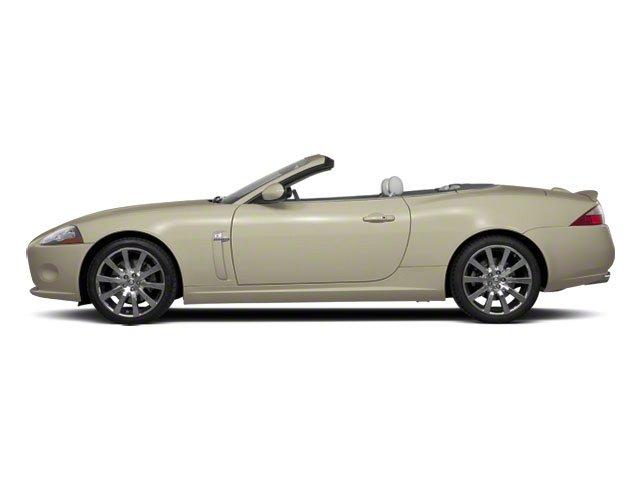 2010 Jaguar XK CONV Rear Wheel Drive Power Steering 4-Wheel Disc Brakes Aluminum Wheels Tires -