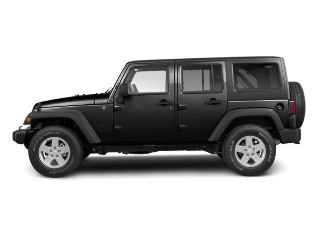 2010 Jeep Wrangler Unlimited Rubicon Tilt WheelAMFM StereoCD PlayerTraction ControlTinted Wind