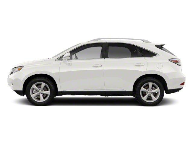2010 Lexus RX 350  All Wheel Drive Power Steering 4-Wheel Disc Brakes Aluminum Wheels Tires - F