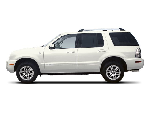 2010 Mercury Mountaineer Premier Rear Wheel Drive Tow Hitch Power Steering ABS 4-Wheel Disc Bra