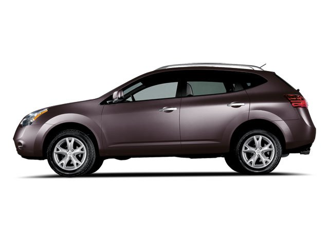 2010 Nissan Rogue SL J01 MOONROOF PKG  -inc pwr glass moonroof wsliding sunshade X01 LEATHER
