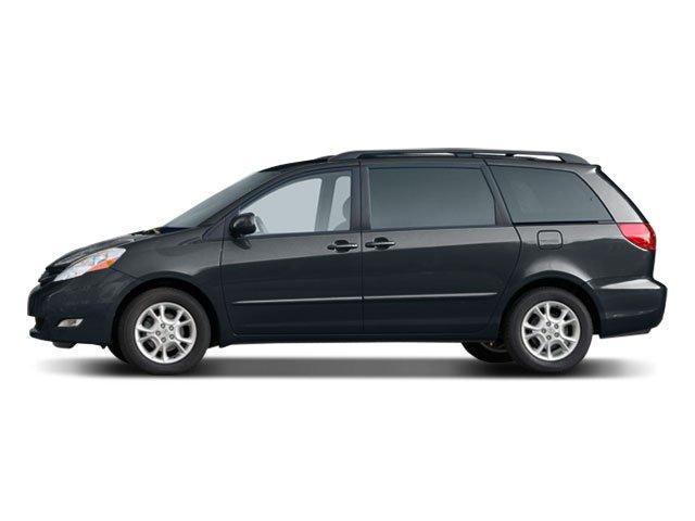 2010 Toyota Sienna  Front Wheel Drive Power Steering 4-Wheel Disc Brakes Aluminum Wheels Tires