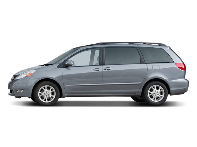2010 Toyota Sienna XLE Front Wheel Drive Power Steering 4-Wheel Disc Brakes Aluminum Wheels Tir