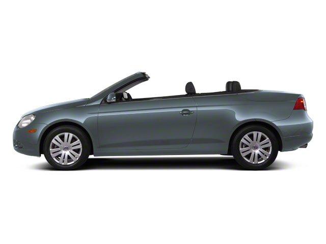 2010 Volkswagen Eos Komfort Turbocharged Traction Control Front Wheel Drive Power Steering Alum