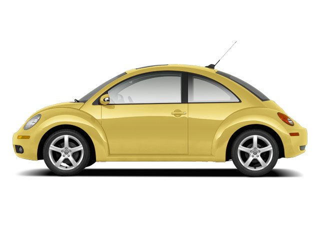 2010 Volkswagen New Beetle Coupe V Traction Control Front Wheel Drive Power Steering Aluminum Wh