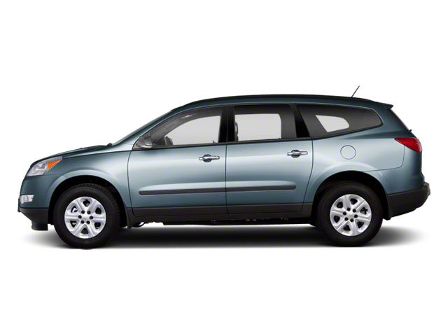 2011 Chevrolet TRAVERSE LT w2LT All Wheel Drive Power Steering ABS 4-Wheel Disc Brakes Aluminu