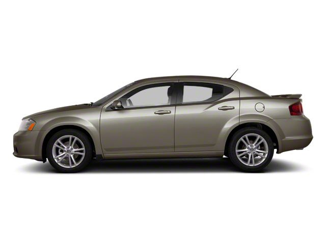 2011 Dodge AVENGER Lux Front Wheel Drive Power Steering ABS 4-Wheel Disc Brakes Chrome Wheels