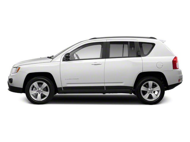 2011 Jeep Compass Base Four Wheel Drive Power Steering Aluminum Wheels Tires - Front All-Season