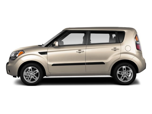 2011 Kia Soul  Front Wheel Drive Power Steering 4-Wheel Disc Brakes Aluminum Wheels Tires - Fr