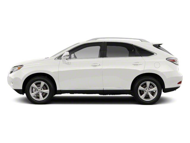 2011 Lexus RX 350 wNav All Wheel Drive Power Steering 4-Wheel Disc Brakes Aluminum Wheels Tire