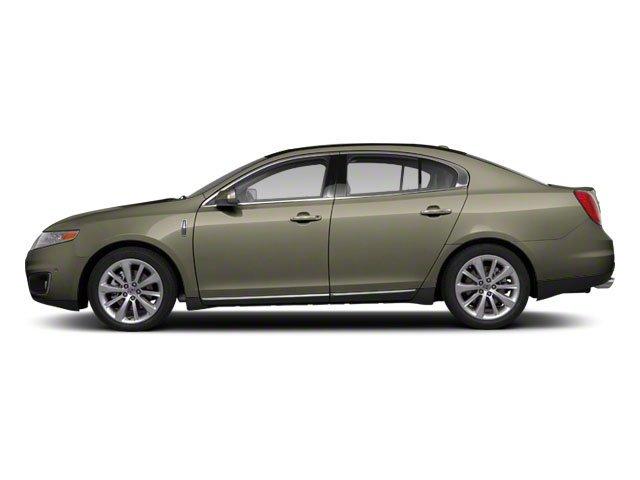 2011 Lincoln MKS  Keyless Start Front Wheel Drive Power Steering 4-Wheel Disc Brakes Tires - Fr